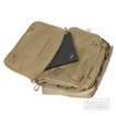 "Padded dedicated compartment fits 15"" laptops"
