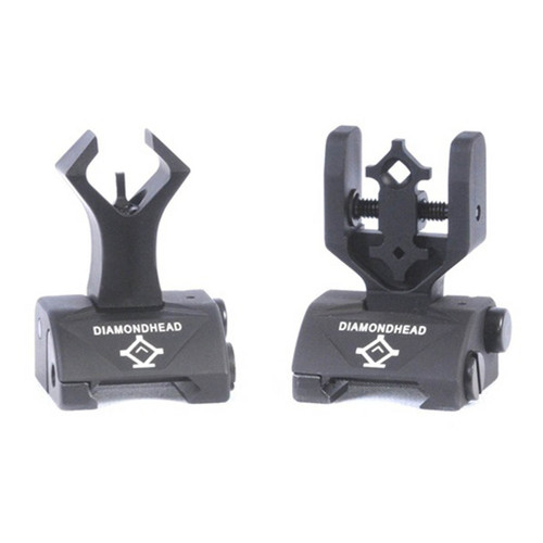 Diamondhead Premium Front and Rear Sight Set