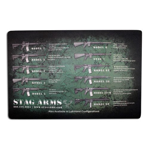 Stag Arms Counter/Gun Cleaning Mat