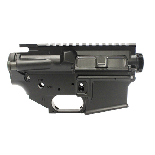 A3 Right Handed Upper Assembly & Stripped Lower w/ Trigger Guard Bundle