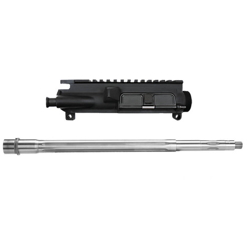 "18"" Fluted Barrel (1/8) & Upper Assembly RH"