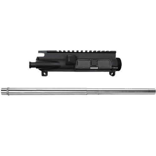 "24"" SS Bull Barrel (1/8) & Upper Assembly RH"
