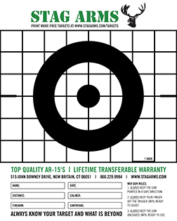 graphic about Printable Sight in Targets titled Printable Objectives Stag Palms