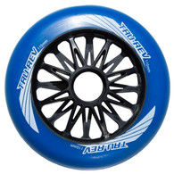 TruRev 110mm skate wheel - Blue Thunder