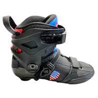 Trurev Carbon Fiber Pro Fitness Inline Speed Skate Boot
