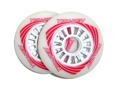 TruRev Skate Wheel 84mm - Red