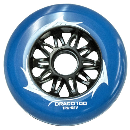 TruRev 100mm skate wheel - Draco