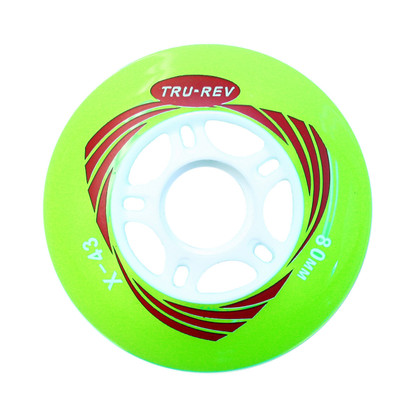 TruRev 80mm skate wheel - X-43