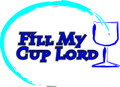 Wall Decals and Stickers - Fill my cup lord