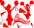 Wall Decals and Stickers - Cheerleading(2)