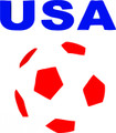Wall Decals and Stickers - USA soccer