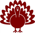 Wall Decals and Stickers -- A Turkey