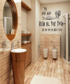 Wall Decals and Stickers – You don't have to  brush all your teeth - just the ones you want to keep