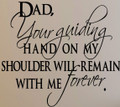Wall Decals and Stickers – Dad Quote