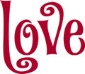 Wall Decals and Stickers – Love Sign
