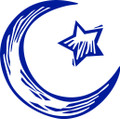 Wall Decals and Stickers – Crescent Moon And Star