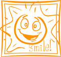 Wall Decals and Stickers – sunshine smile