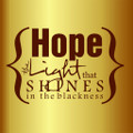 Wall Decals and Stickers – hope light