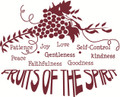 Wall Decals and Stickers – Fruits of the Spirit