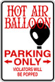 Wall Decals and Stickers – hot air balloon