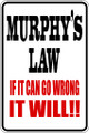 Wall Decals and Stickers – murphy's law