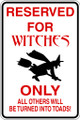 Wall Decals and Stickers –  reserved for witches