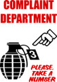 Wall Decals and Stickers –  complaint department