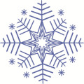 Wall Decals and Stickers – Snow Flake