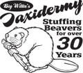 Wall Decals and Stickers – stuffing beavers