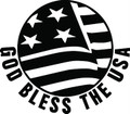 Wall Decals and Stickers – god bless USA