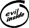 Wall Decals and Stickers – evil inside