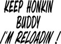 Wall Decals and Stickers  –  keep  honking