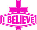 Wall Decals and Stickers –  i believe