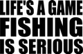 Wall Decals and Stickers –  lifes a game