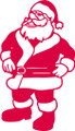 Wall Decals and Stickers – Santa