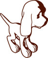 Wall Decals and Stickers –    Dog