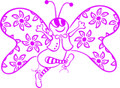 Wall Decals and Stickers –  Butterfly