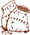 Wall Decals and Stickers – Coffee Bags