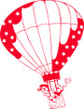 Wall Decals and Stickers – Balloon