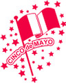 Wall Decals and Stickers –  Cinco De Mayo