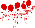 Wall Decals and Stickers – Happy New  Year