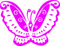 Wall Decals and Stickers –  Butterfly.