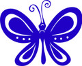 Wall Decals and Stickers – Butterfly *