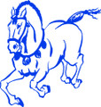 Wall Decals and Stickers – Horse Design>
