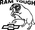 Wall Decals and Stickers – Ram Tough***