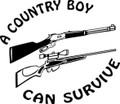 Wall Decals and Stickers – Country Boy