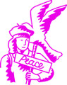 Wall Decals and Stickers – Peace Design'