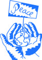 Wall Decals and Stickers – Peace Design'*