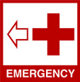Wall Decals and Stickers – Emergency*