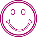 Wall Decals and Stickers – Smiley Face'*